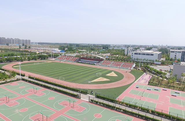 临沂市体育馆足球场